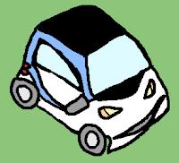 カーシェアリング (car2go)